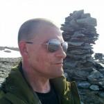 Varden på Russefjellet 16. mai 2010