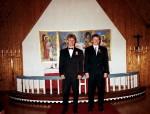 Mæ og min forlover, Jan-Rolf Gustavsen