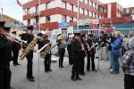 Hammerfest Musikkforening spilte liflige toner