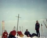 Pause på Iešjávri, Finnmarks største innsjø