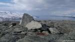 Ikke en skikkelig varde på toppen av Russefjellet, men duger sikkert.