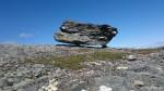 Ser ofte slike steinblokker som nesten kan se ut som om den er plassert der av mennesker.
