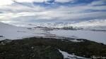 På tur ned og her utsikt oppover Kokelvdalen.