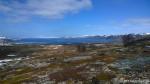 Det kokelvske sletteland, med kirka vakkert dandert i bakgrunnen