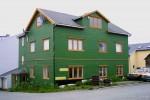 Og er bestemor og bestefar sitt gamle hus i Vardø