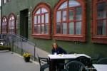 Kaffepause i Vardø