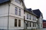 Den gamle skolen i Vardø