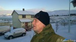 Kaldt i dag, men klar for tur allikevel