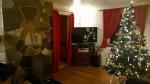 Første jul i ny stue, deilig