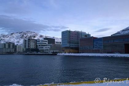 "Hammerfest sin nye ""skyline"""