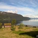 Vakkert utover Kåfjorden