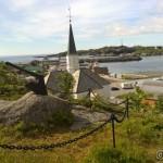 Og ved kirka lå denne (godt skjult), skal visstnok være det siste avrettingsstedet i Norge, men vet ikke sikkert.