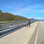 Brua over Djupfjorden
