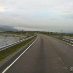 Utover mot Andenes på Andøya