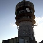 Men til slutt var vi oppe ved tårnet