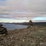 Trimvardene på Russefjellet