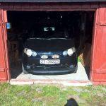 Trang garasje/fjøs