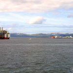 Verdens største tunglastefartøy, Blue Marlin ankom Hammerfest mandag 11. juli.