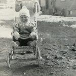 Æ i barnevogn i Tåkeheimen