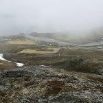 Elveutløpet til Russelva