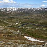 Der nede er den nye utkikkspunktet Storberget