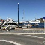 Havna og sentrum i Hammerfest blir bare finere og finere for hver dag som går