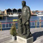Polarhelten Adolf Henrik Lindstrøm fra Hammerfest, Nansens gode hjelper