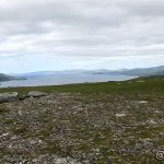 Hmm, sola er der borte omtrent ved Snefjord