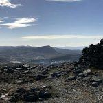Hammerfest, sett fra Storfjellet