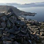 Varden og perleturboksen på Mollafjellet