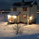 Hjemmet mitt i vintermodus