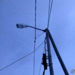 Hmm, hvis de kablene ryker blir æ uten både strøm  og internett (fiberkabel)