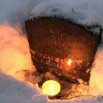 Min eldste søsters grav 💖