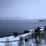 Litt regn i lufta mot Kokelv