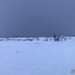 Fremdeles mørkt ute på Revsbotn, men det kommer heldigvis ikke så mye snø