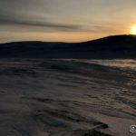 Der nede under isen er Skillevannet