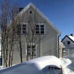 Her bodde æ og min daværende kone, før vi kjøpte huset på Nedre Rairo i 1990. Bodde her bare et par-tre år