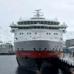 MS Finnmarken ved D/S-kaia