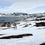 Et bilde av Kokelv før æ kom ned til fylkesveien og derfra rett hjem til en iskald pils