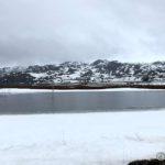 Nede på Selkopnesset vokser denne innsjøen