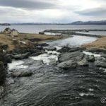 I Kokelva så har vannmengden minket betydelig i det siste