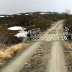Ved Rottelvbrua og tenkte å gå til veiens ende, men....