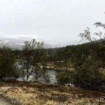 Og innerst i dalen snø det