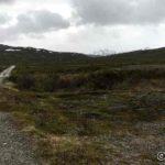 På tur inn Kokelvdalen og nysnø på fjellet