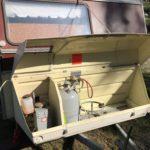 Rom for gass og sentralvarme, også plass til en gassflakse nr. 2