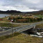 Siden det ikke ble bilder fra Storjord måtte æ ta et bilde av Kokelv. før æ starta opp Kokelvdalen