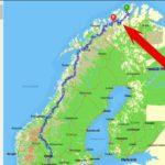 Endelig har æ kommet mæ inn i Finnmark