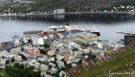 Sentrum av Hammerfest
