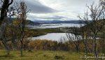 Måtte stoppe og ta et bilde mot Jansvannet og Rypefjord