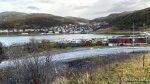 Nede ved Storvannet og på campingen er det visstnok vinterlagring av bobiler og campingvogner